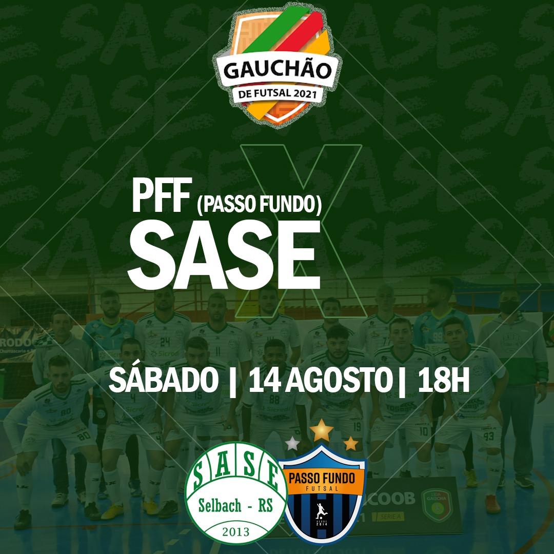Gauchão Série A: SASE de Selbach volta às quadras neste sábado em Passo Fundo e busca recuperação