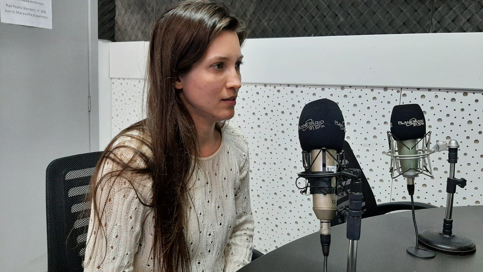 Delegada Jaqueline Pauli fala sobre o caso de feminicídio em Espumoso