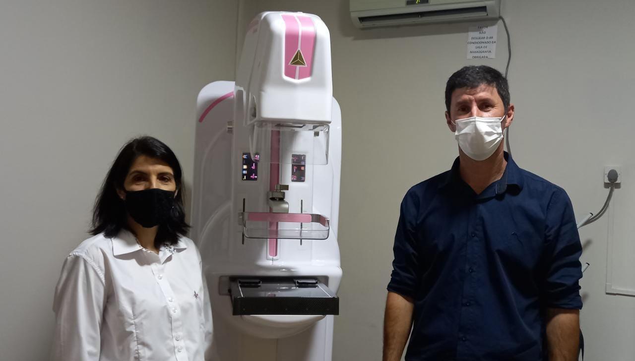 Administração Municipal de Campos Borges e Hospital Notre Dame São Sebastião fecham parceria