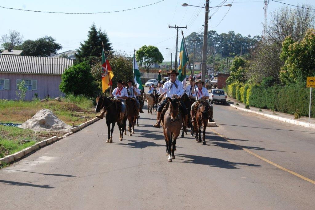 Alto Alegre deu inicio aos festejos da Semana Farroupilha 2021