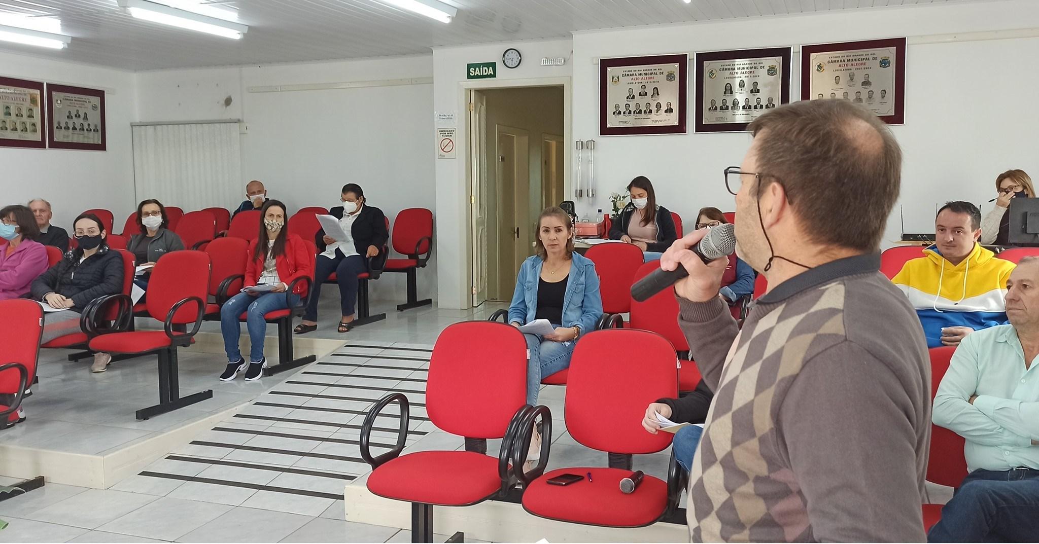 7ª Conferência Municipal de Saúde discute Plano Municipal de Saúde em Alto Alegre