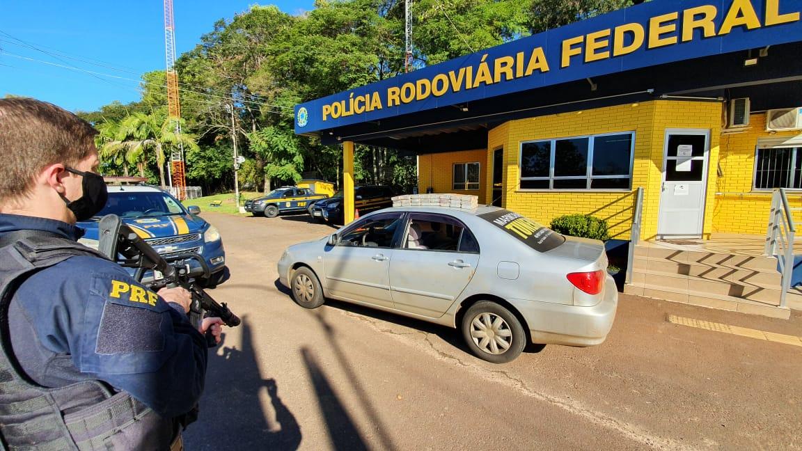 PRF realiza Operação Farroupilha