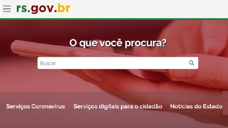 Portal de serviços rs.gov.br é classificado entre os cinco melhores projetos inovadores do país