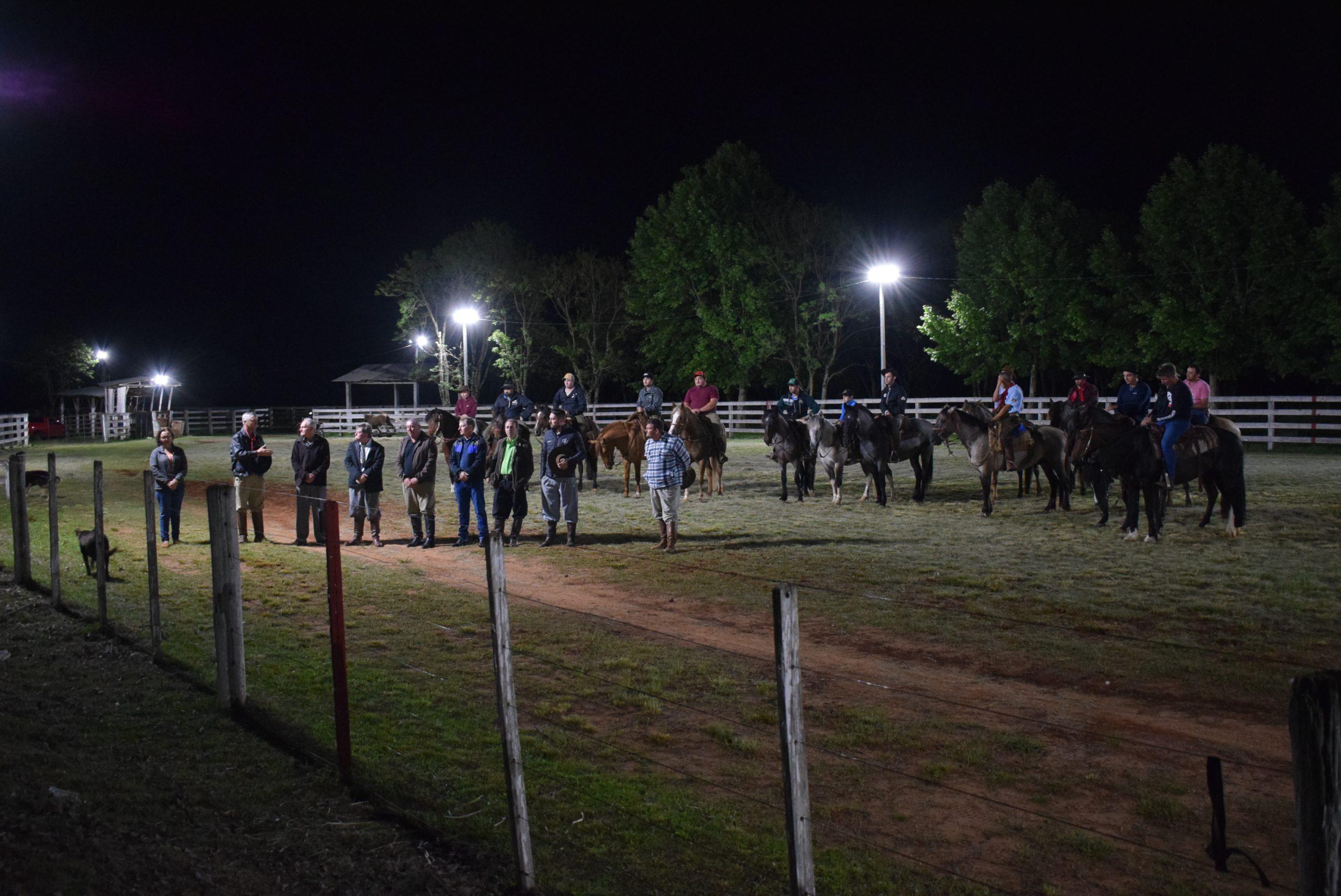 Inaugurada iluminação da Pista de Rodeio de Alto Alegre