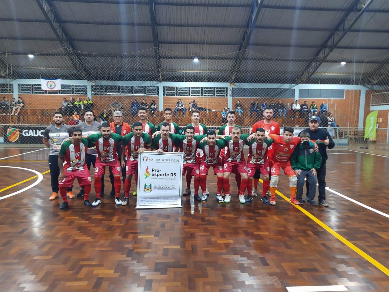 Gauchão Série B: Gol no último lance dá vitória ao Fontoura Xavier Futsal