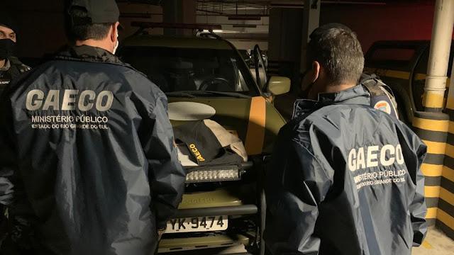MP/RS faz operação contra empresários que venderam medicamentos do kit intubação com sobrepreço superior a R$ 2 milhões