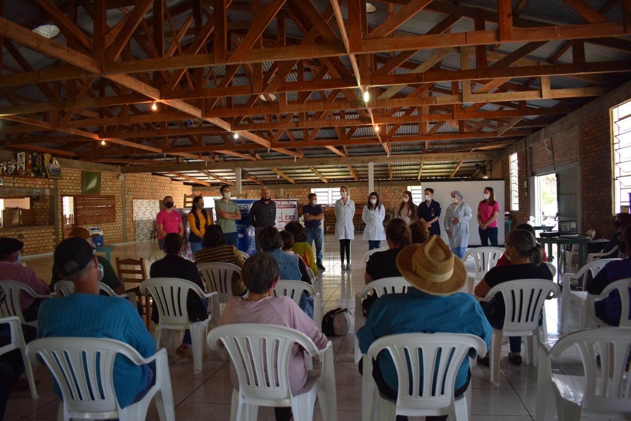 A Secretaria Municipal de Saúde de Alto Alegre promoveu primeira Feira de Saúde