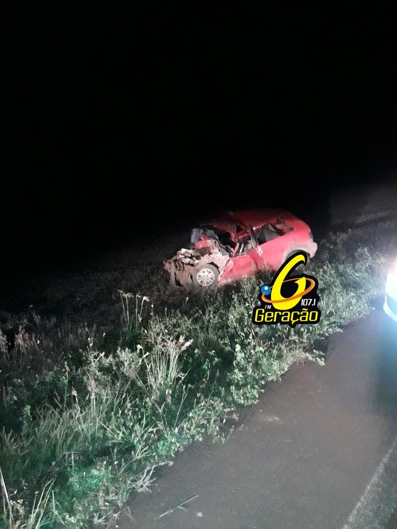 Cinco pessoas morrem em acidente de trânsito em Estrela Velha