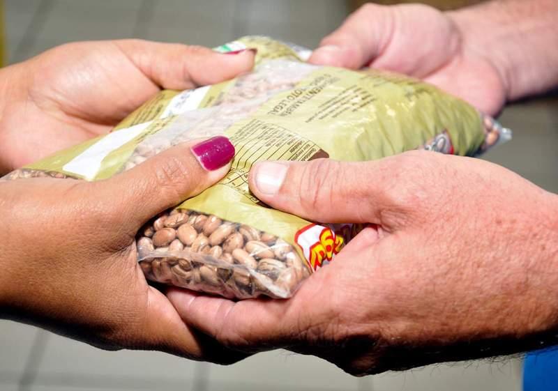 Ação Social beneficia 100 famílias de baixa renda de Tunas