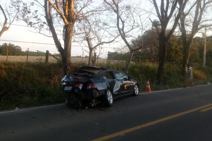 Acidente de trânsito deixa quatro mortos em Agudo