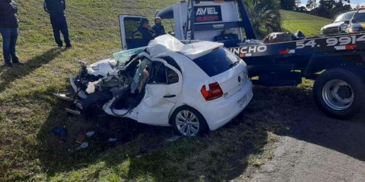 Identificada vítima fatal de acidente na BR-386, em Soledade