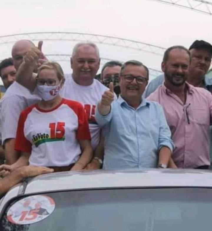 Armando Mayerhofer, MDB, é eleito prefeito de Sobradinho com diferença de 2.068 votos