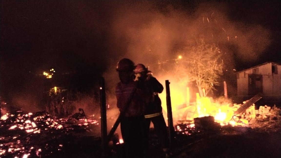 Homem morre carbonizado em incêndio no município de Sobradinho