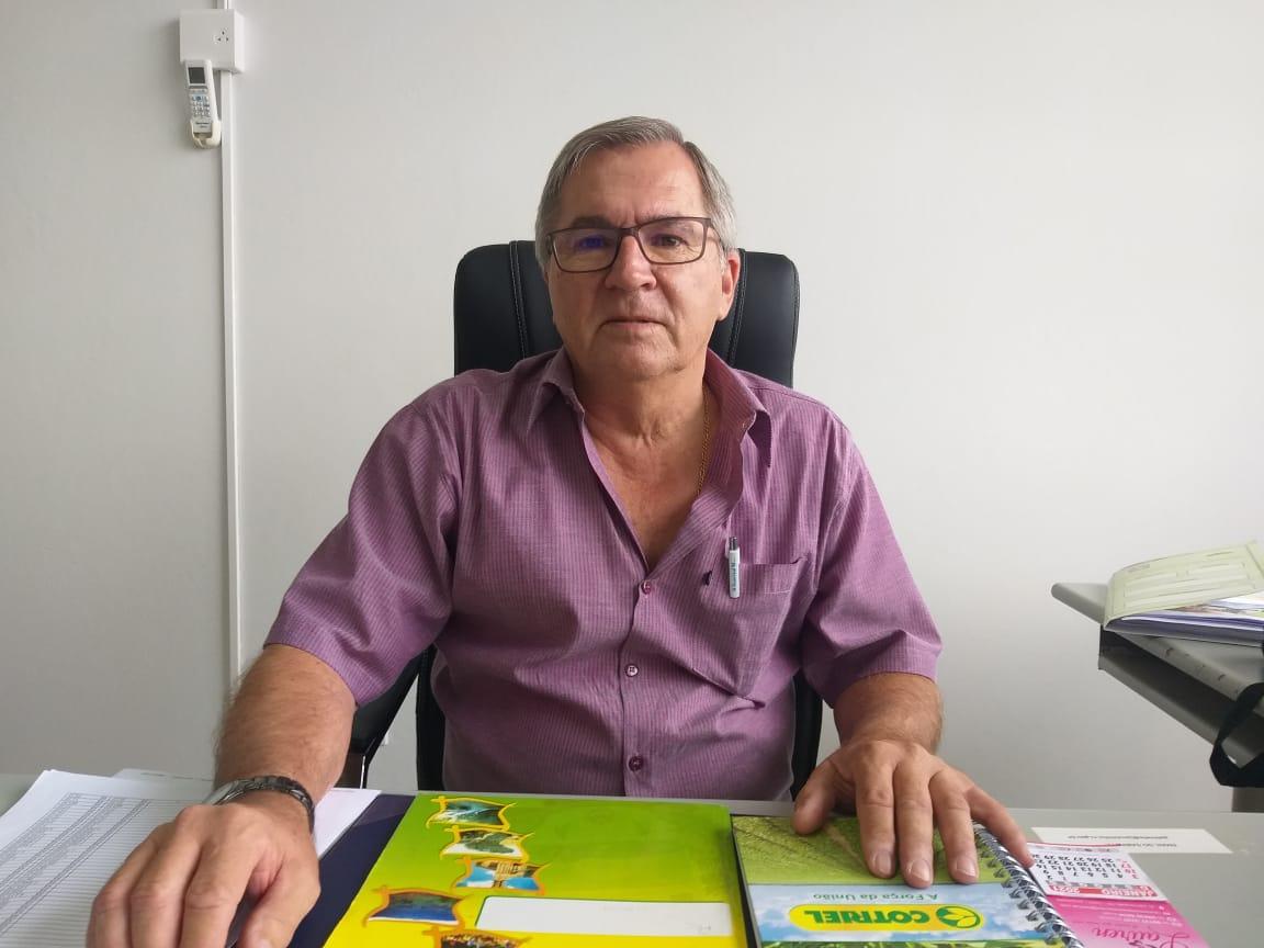 Governo de Jacuizinho prioriza recuperação de estradas nesta semana