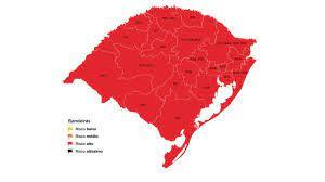 Publicado, decreto que põe RS em bandeira vermelha libera ensino presencial em todas as áreas