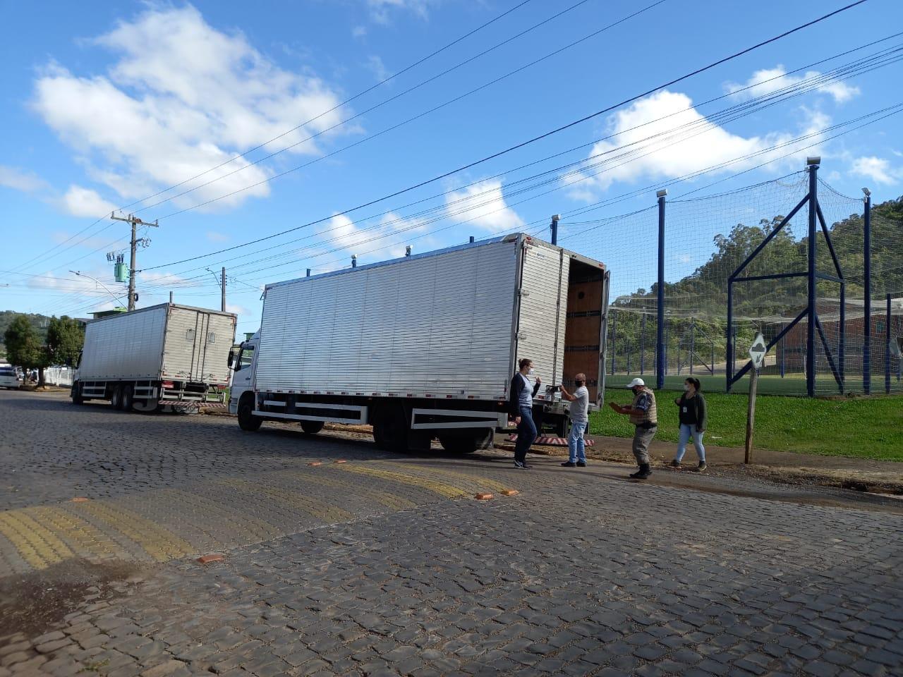BM de Arroio do Tigre realiza Operação em combate ao furto abigeato