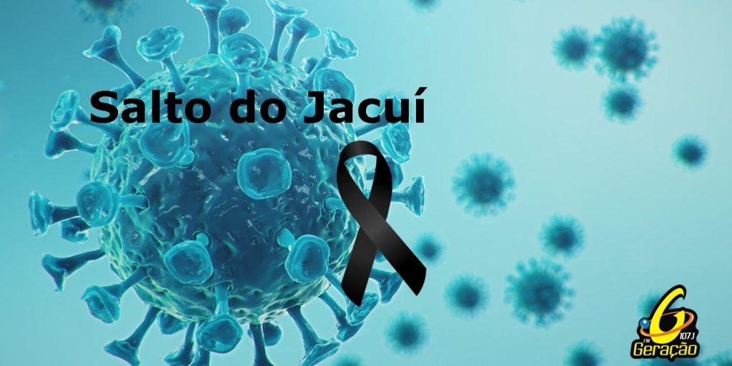 Salto do Jacuí volta a registrar óbitos em decorrência da Covid-19