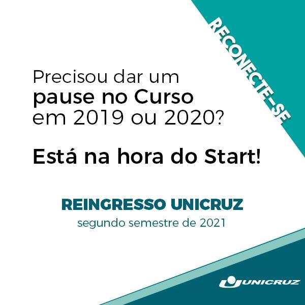 Unicruz lança Política de Reingresso