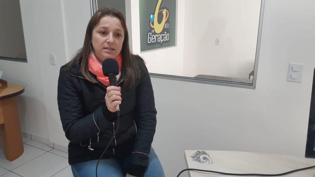Verediana Limberger fala do desafio em assumir a gestão do Hospital Santa Rosa de Lima de Arroio do Tigre