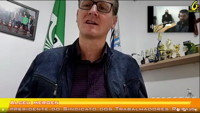 STR de Arroio do Tigre alerta para golpe do consignado nas contas de agricultores com benefícios previdenciários