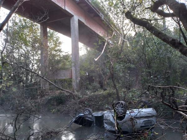 Duas pessoas perdem a vida  em um acidente em Cruz Alta