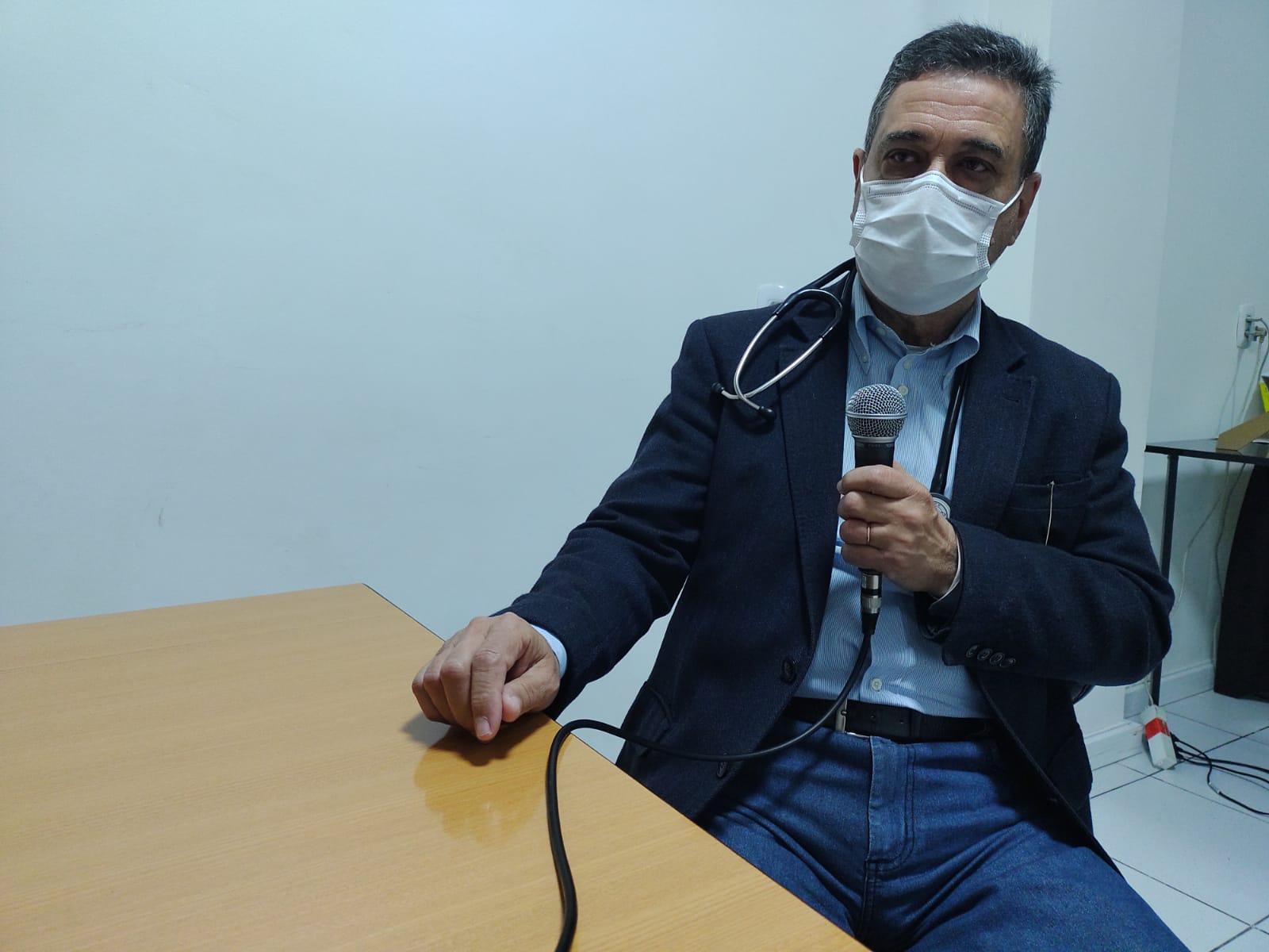 Gilberto Rathke pretende concorrer novamente, já nas próximas eleições, se a Justiça assim permitir