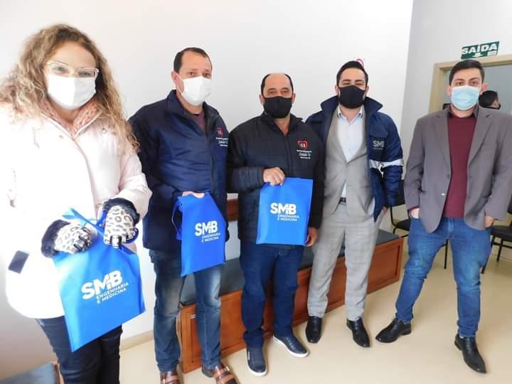 Empresa SMB vence licitação e será a gestora dos plantões médicos no  Hospital Dr. Aderbal Schneider