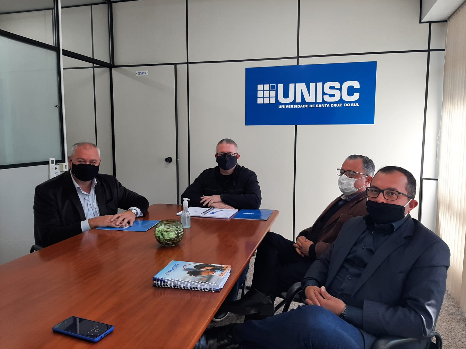 Prefeitura de Sobradinho busca ampliar a atuação da Unisc no Município
