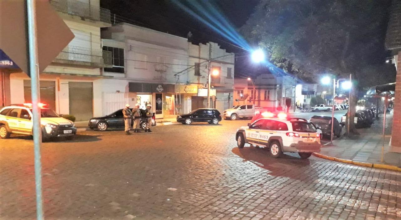 BM de Sobradinho realiza autuação durante Operação Visibilidade na região
