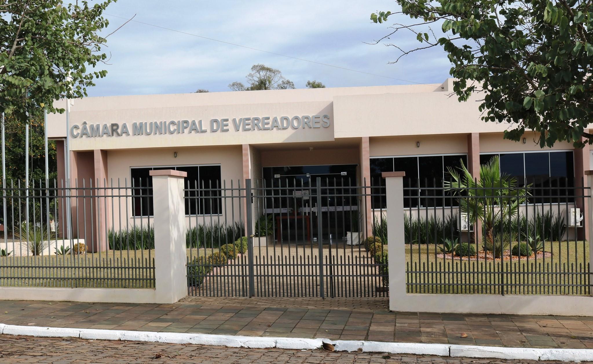 Informativo da Câmara de Vereadores de Estrela Velha