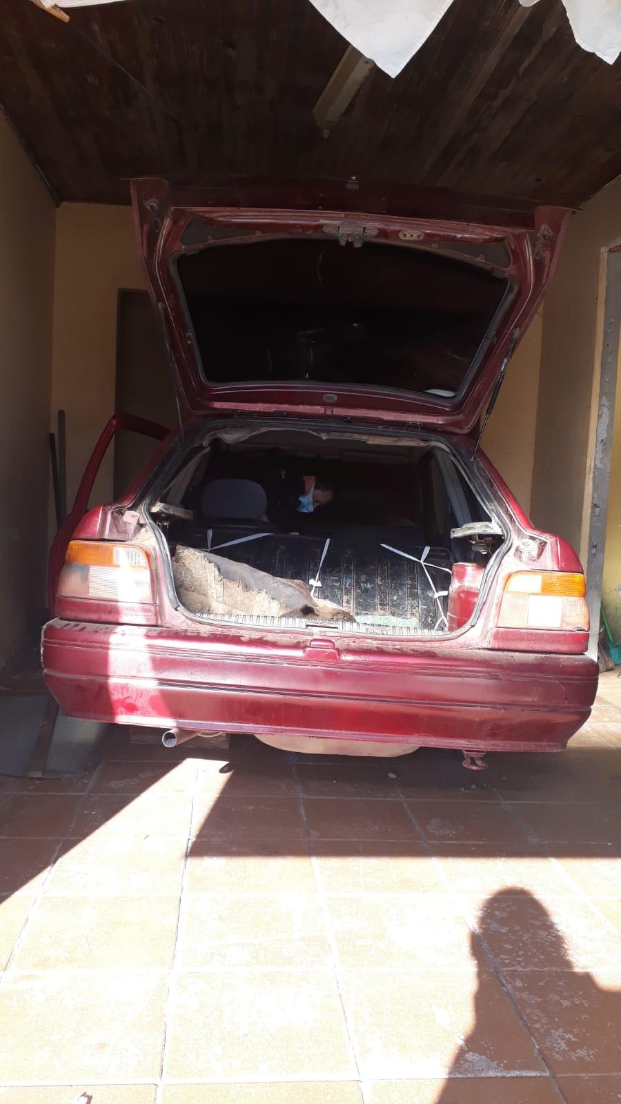 Polícia Civil recupera veículo furtado em Sobradinho