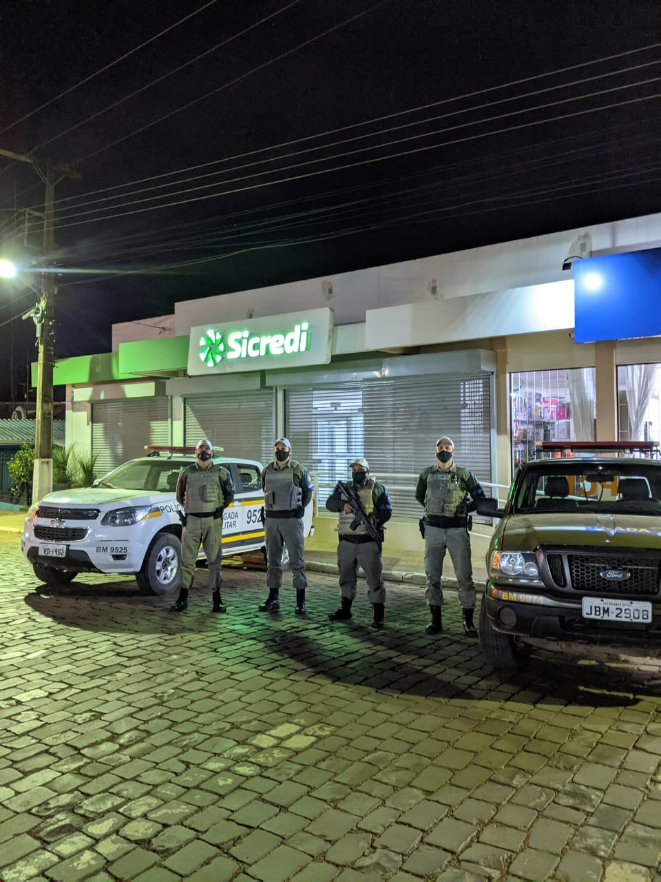 Brigada Militar realiza Operação Avante Paz no Interior na região Centro Serra