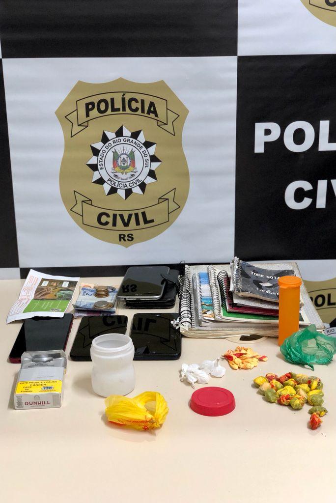 Operação Supremacia III prende quatro suspeitos de tráfico em Sobradinho