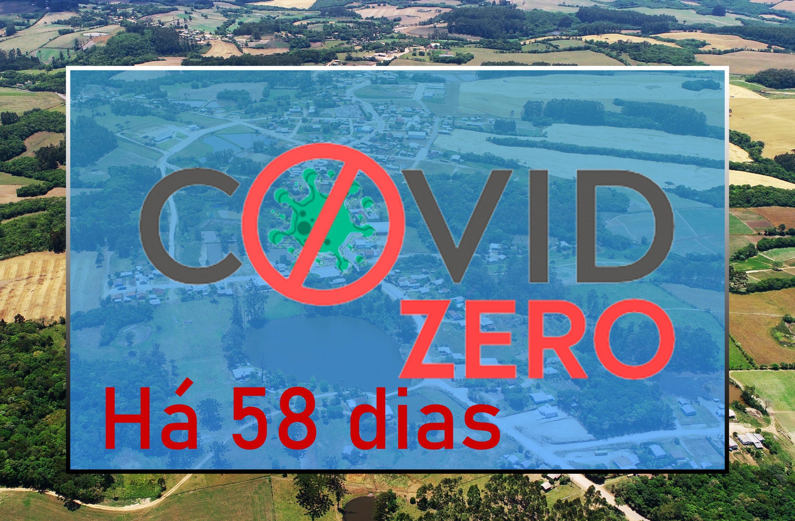Lagoa Bonita do Sul está há quase 60 dias sem novos casos de Covid-19
