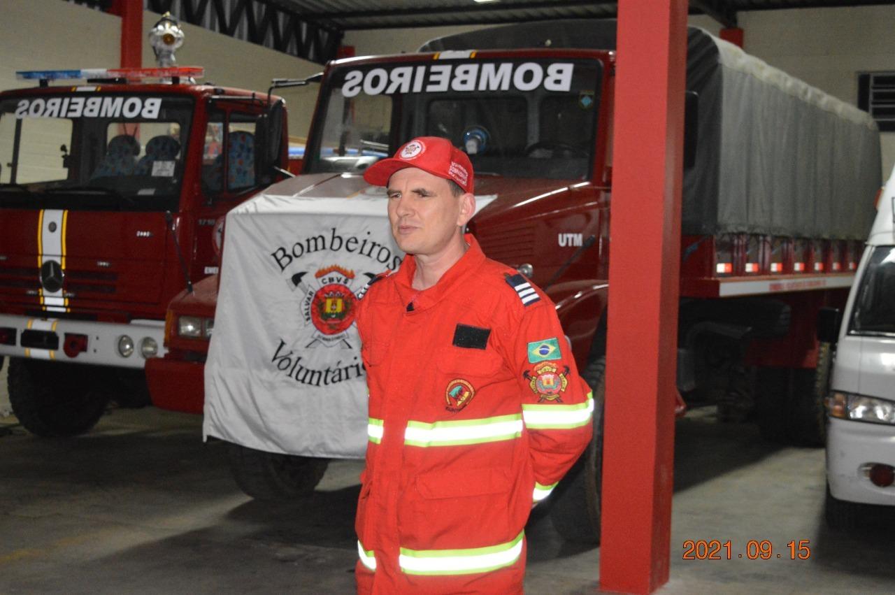 Corpo de Bombeiros Voluntários de Sobradinho elege nova diretoria