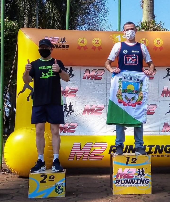 Atleta de Jacuizinho conquista o 1° lugar na V Rústica Autismo em Movimento