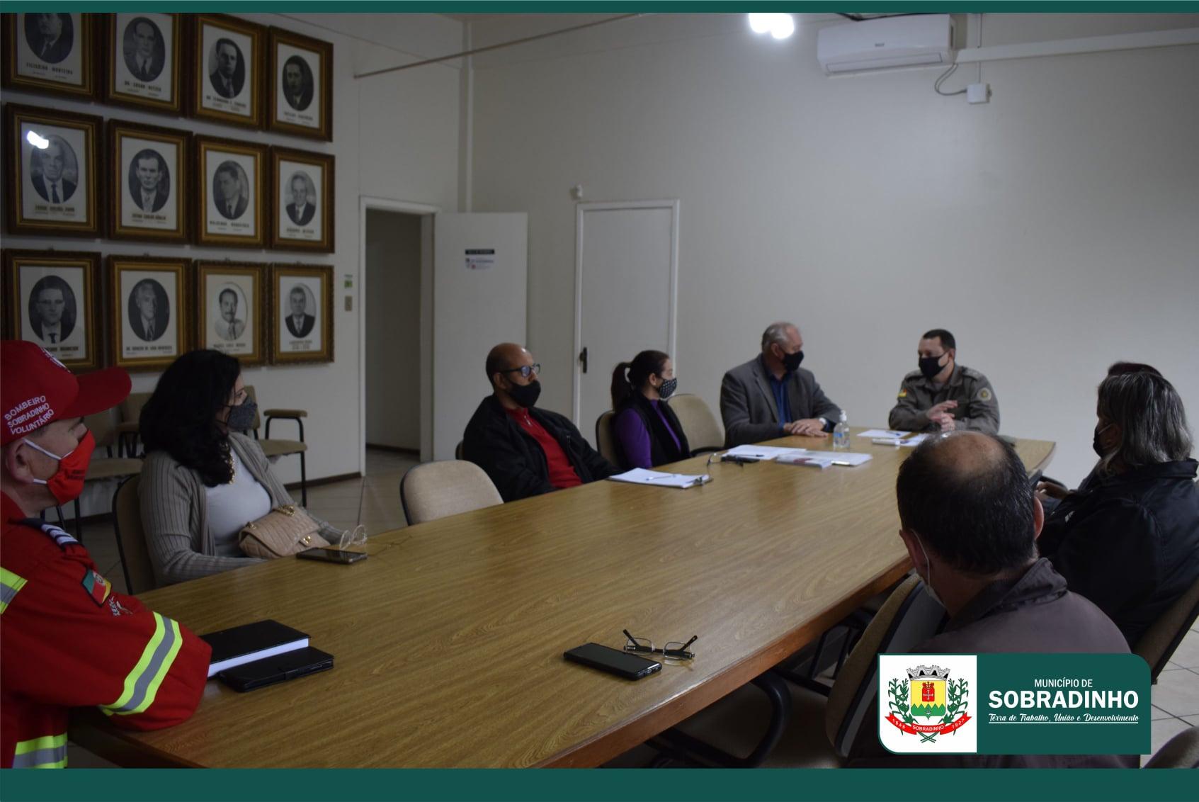 Conselho de Trânsito de Sobradinho realiza reunião mensal