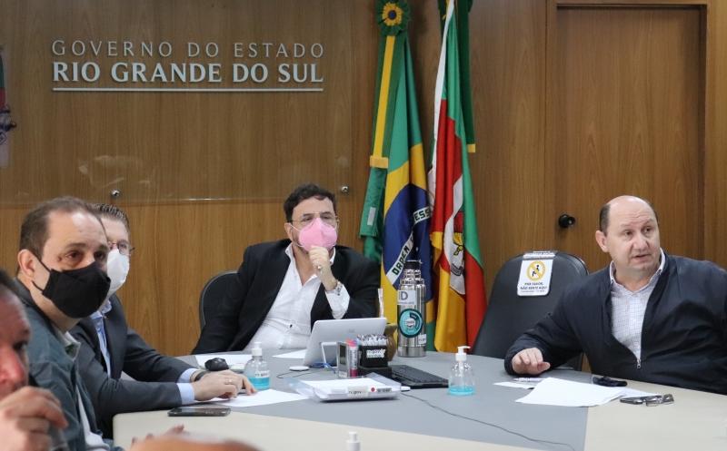 Emenda de R$ 50 milhões ao Orçamento da Secretaria da Agricultura é protocolada