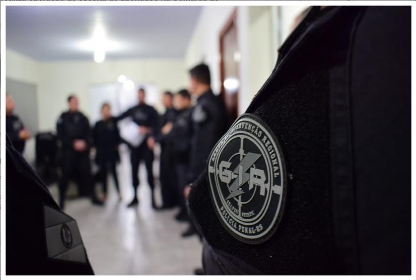 Susepe realiza operação de escolta de apenados na Comarca de Sobradinho
