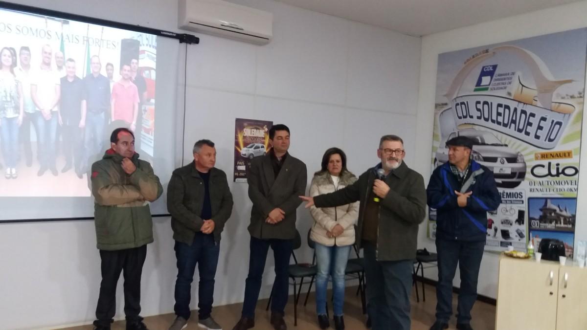 Promoção CDL Soledade é mais terá como prêmio principal um automóvel 0km Chery QQ 2018