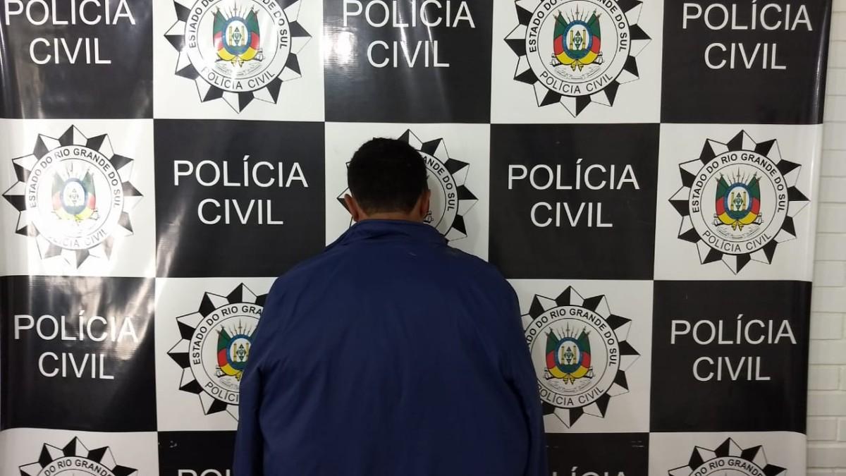 Polícia Civil prende homem em flagrante por tráfico de drogas, em Tapera