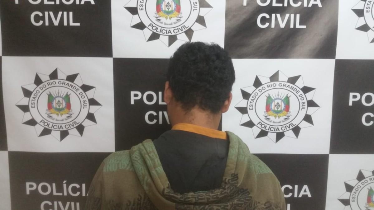 Homem é preso por furto em São José do Herval