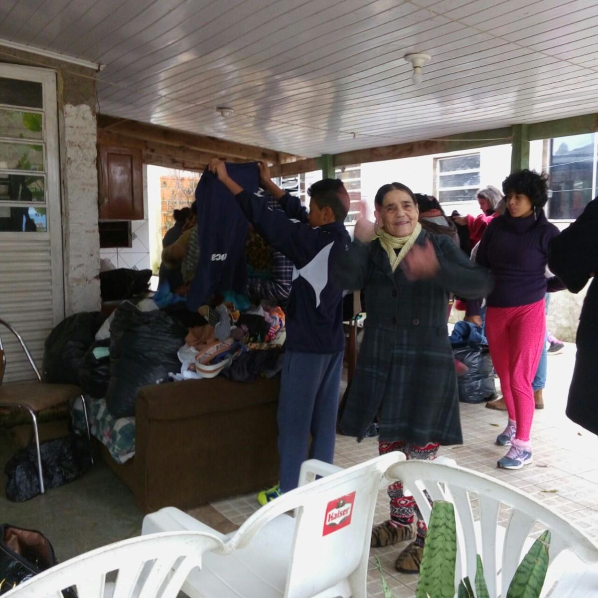 Campanha do Agasalho 2018 em Soledade é encerrada na cidade