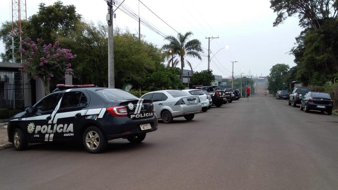 Polícia Civil deflagra operação Cama de Gato no combate ao tráfico de drogas