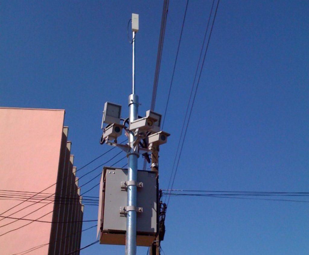 Processo de reinstalação das câmeras de videomonitoramento deverá iniciar nos próximos dias