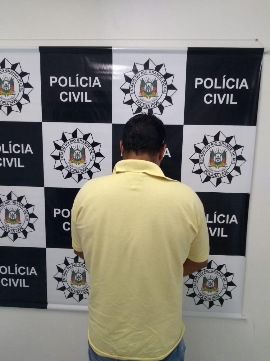 Polícia Civil prende homem por tentativa de homicídio em Tapera