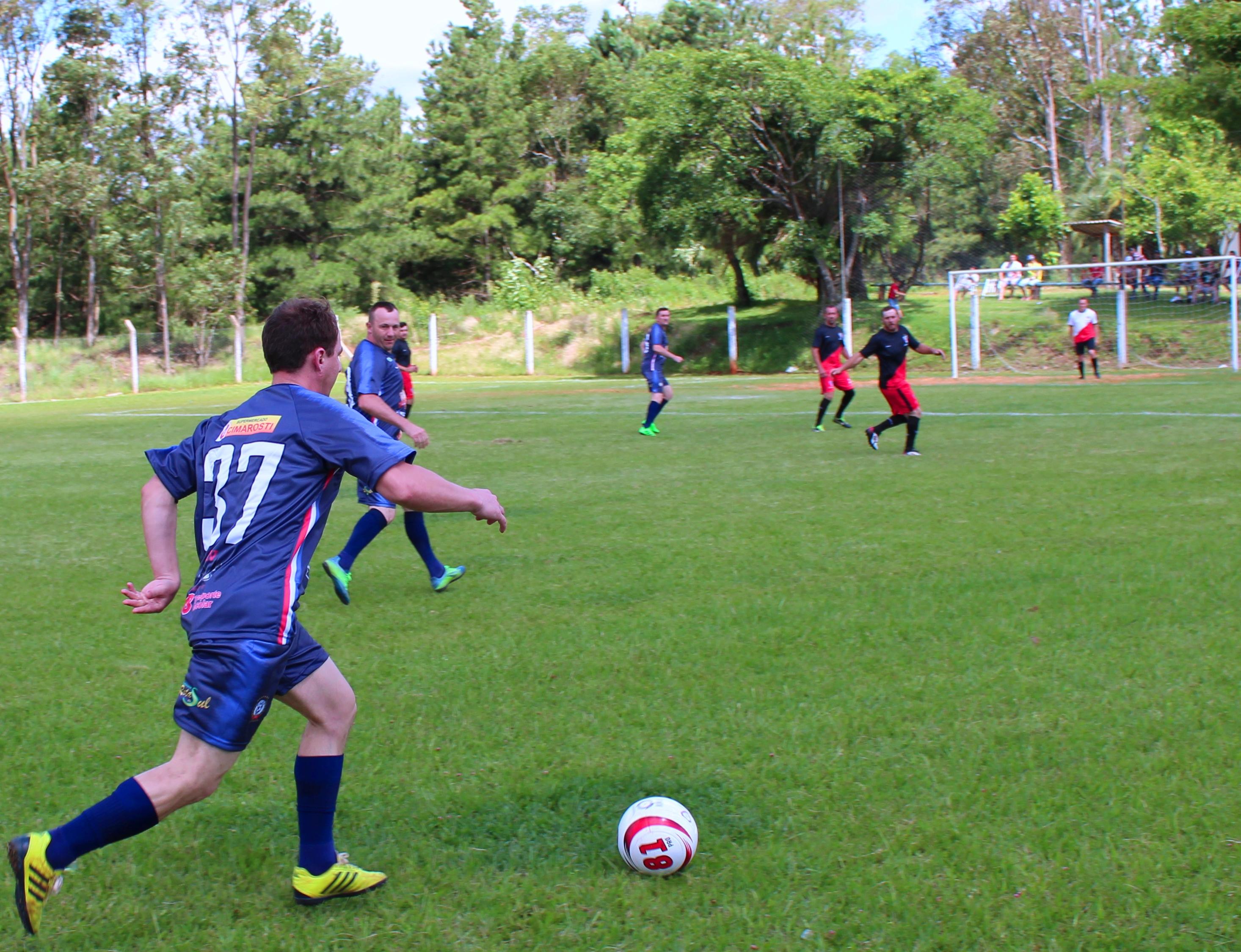 Semifinais do Campeonato Municipal de Tio Hugo iniciam neste sábado (02)