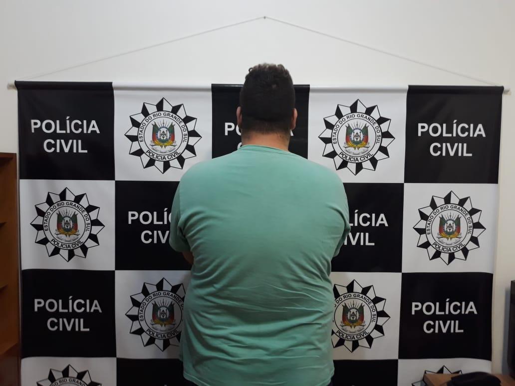 Polícia Civil e Brigada Militar prendem dois indivíduos por tráfico de drogas em Arvorezinha e Anta Gorda