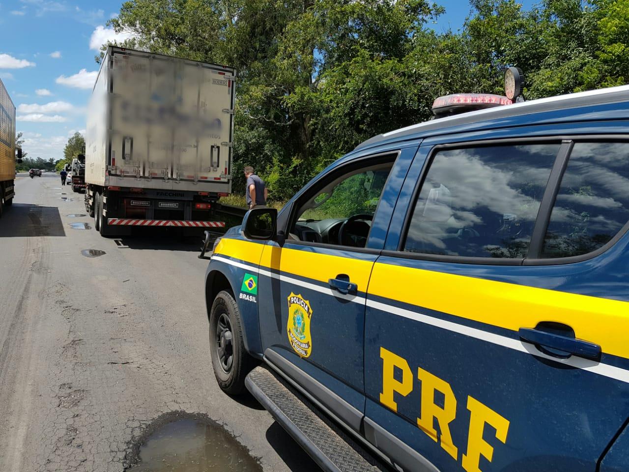 PRF divulga resultados das ações do primeiro semestre de 2019