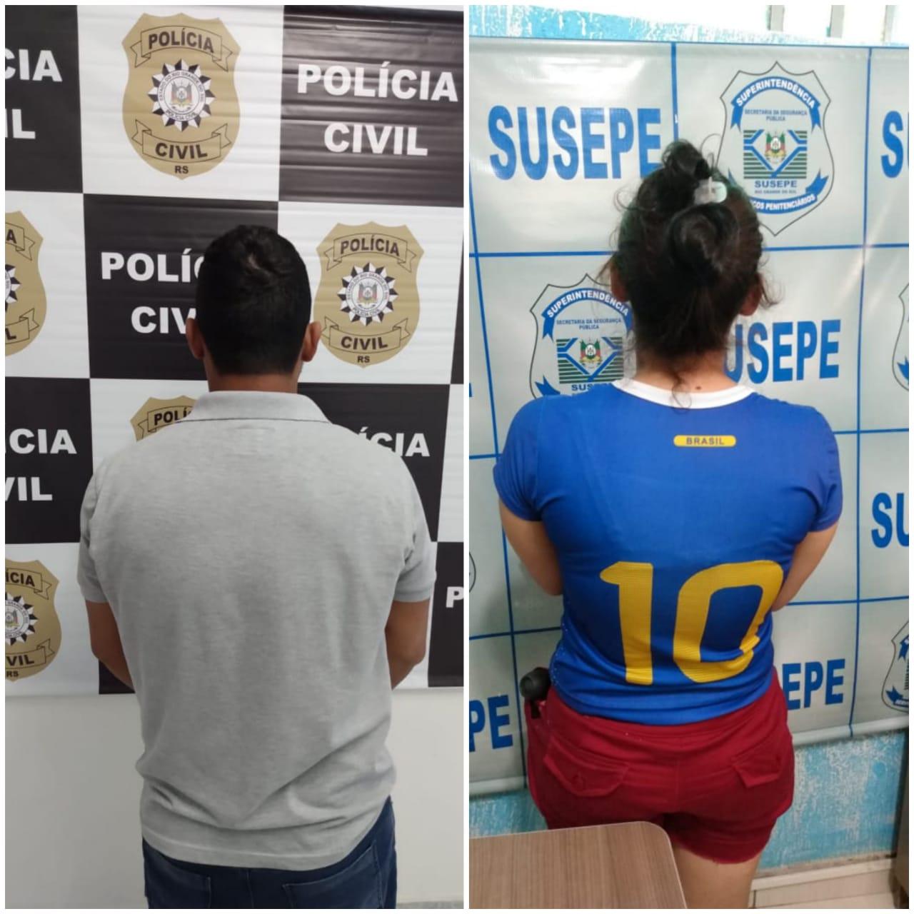 Polícia Civil cumpre mandados de prisão em Espumoso